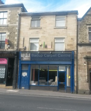 Property for Auction in London - 15-15A Market Street & 2 Lord Street, Bacup, Lancashire, OL13 8EX