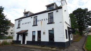 Property for Auction in Scotland - Albert Hotel, 59 Cove Road, Gourock, PA19 1RN