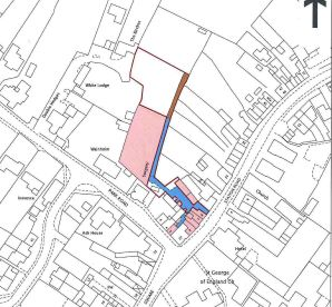 Property for Auction in Beds & Bucks - Land to the rear of , Station Road, Toddington, Bedfordshire, LU5 6BN