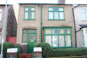 Property for Auction in Manchester - 44 Myers Road East, LIVERPOOL, Merseyside, L23 0QZ