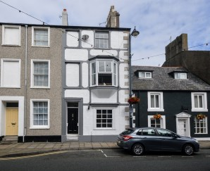 Property for Auction in North Wales - 50 Castle Street, Beaumaris, Isle of Anglesey, LL58 8BB