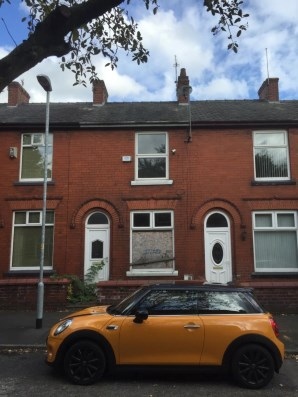Property for Auction in Manchester - 35 Gordon Avenue, OLDHAM, Lancashire, OL4 1QA