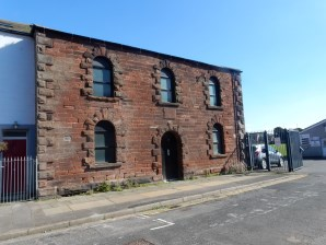 Property for Auction in Cumbria - The Warehouse, Richmond Terrace, Whitehaven, Cumbria, CA28 7QR
