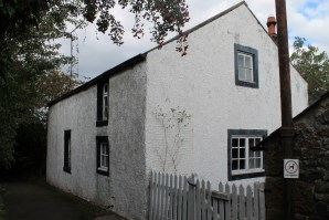 Property for Auction in Cumbria - Bank Cottage, Bowness on Solway, Wigton, Cumbria, CA7 5BH