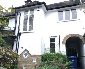 Property for Auction in London - 28 Creswick Walk, Hampstead Garden Suburb, London, NW11 6AN