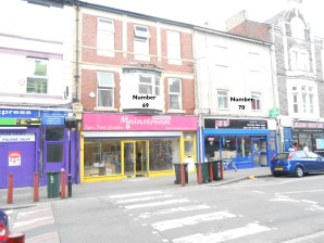 Property for Auction in South Wales - 70 Commercial Road, Newport, NP20 2PF
