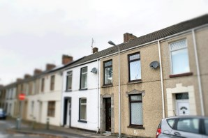 Property for Auction in South Wales - 27 Haverlock Street, Llanelli, SA15 2BP