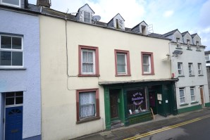 Property for Auction in South Wales - 7 Dew Street, Haverfordwest, SA61 1ST