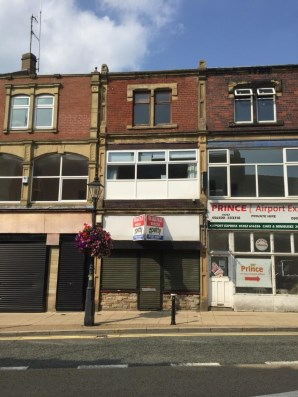 Property for Auction in Manchester - 153 St James's Street, BURNLEY, Lancashire, BB11 1PD