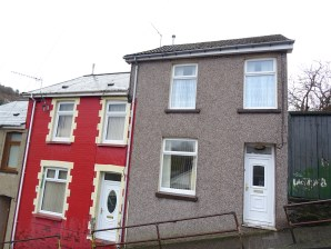 Property for Auction in South Wales - 1 George Terrace, Penrhiwceiber, CF45 3SE