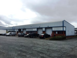 Property for Auction in Manchester - Block C Kestrel Road, Trafford Park, MANCHESTER, Lancashire, M17 1SF