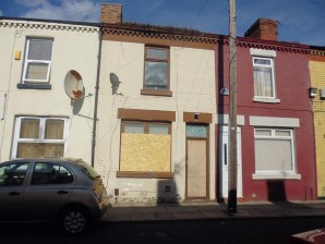 Property for Auction in Manchester - 29 Galloway Street, LIVERPOOL, Merseyside, L7 6PD