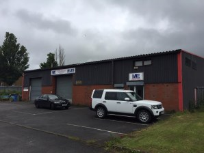Property for Auction in Manchester - Unit 1, Hattersley Industrial Estate, Stockport Road, HYDE, Cheshire, SK14 3QT