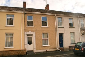 Property for Auction in South Wales - 3 Cwm Terrace, Llanelli, SA15 4EU