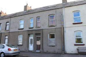 Property for Auction in Cumbria - 100 Shore Side, Siddick, Workington, Cumbria, CA14 1JZ