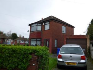Property for Auction in Manchester - 50 Bridport Avenue, New Moston, Manchester, Lancashire, M40 3NQ