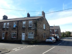 Property for Auction in Cumbria - 1 Millfield Terrace, Haltwhistle, Northumberland, NE49 9JY