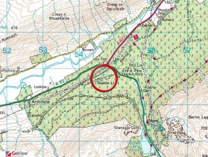 Property for Auction in Scotland - Wester Lix Plot, Killin, FK21 8RD