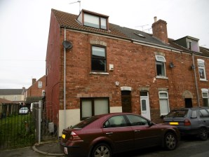 Property for Auction in Lincolnshire - 43 Tower Street, Gainsborough, Lincolnshire, DN21 2JQ