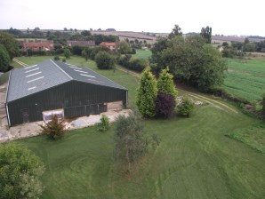 Property for Auction in Lincolnshire - Residential Development Site, The Paddocks, Low Road, Grayingham, Lincolnshire, DN21 4ER