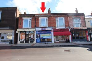 Property for Auction in Hampshire - Flats 1, 2 & 3, 36 North Street, Havant, Hampshire, PO9 1PT