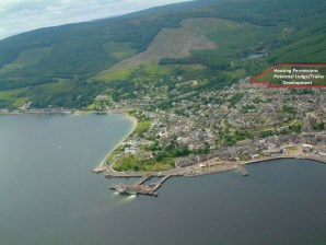 Property for Auction in Scotland - Plot At Auchmore Farm, Gordon Street, Dunoon, PA23 7EJ