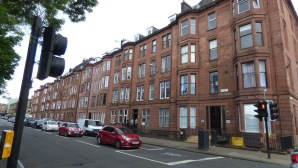 Property for Auction in Scotland - Basement Flat 1, 1027, Sauchiehall Street, Glasgow, G3 7TZ