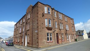 Property for Auction in Scotland - Flat 13, 2, Kirkwood Place, Girvan, KA26 0AU