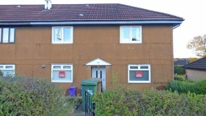 Property for Auction in Scotland - 136, Robroyston Road, Glasgow, G33 1JJ