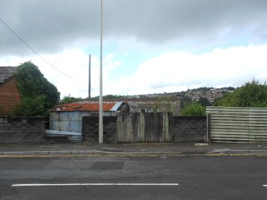 Property for Auction in South Wales - Land at Tabor Road, Maesycwmmer, Hengoed, Caerphilly, CF82 7PU
