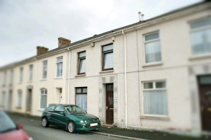 Property for Auction in South Wales - 12 Stafford Street, Llanelli, SA15 2HS