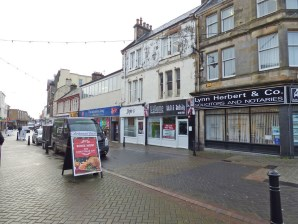 Property for Auction in Scotland - 80a, High Street, Leven, KY8 4NB