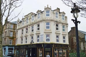 Property for Auction in Scotland - Bute House Hotel, 4A West Princes Street, Isle of Bute, PA20 9AF