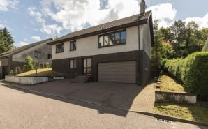 Property for Auction in Scotland - 1, Cameron Road, Fort William, PH33 6LH