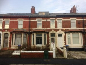 Property for Auction in North West - 6 Clevedon Road, BLACKPOOL, Lancashire, FY1 2NX