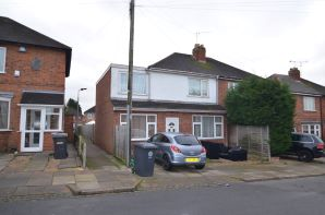 Property for Auction in Leicestershire - 23 Roydene Crescent, Leicester, Leicestershire, LE4 0GN