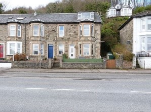 Property for Auction in Scotland - 4 Ardyne Terrace, 22, Shore Road, Dunoon, PA23 7TL