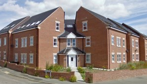 Property for Auction in North Derbyshire - 10 Hardwick House, Heath Road, Holmewood, Chesterfield, Derbyshire, S42 5PL