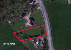 Property for Auction in North West - Development Site at Warren Bank Lancaster New Rd, Cabus, PRESTON, Lancashire, PR3 1AD