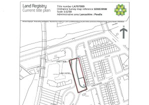 Property for Auction in North West - Land North east side Khyber St & north side Shed St, COLNE, Lancashire, BB8 8EQ