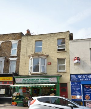 Property for Auction in London - 106B Northdown Road, Margate, Kent, CT9 2RE