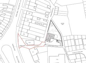 Property for Auction in Hull & East Yorkshire - Building Plot, Rear of 54-66 Holme Church Lane, Beverley, East Yorkshire, HU17 0PE