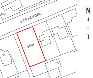 Property for Auction in Essex - Plot Adjacent 87 Long Meadows, Dovercourt, Harwich, Essex, CO12 4UL