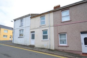 Property for Auction in South Wales - 8 St. Peter's Road, Milford Haven, SA73 2AG