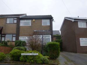 Property for Auction in Manchester - 77 Saffron Drive, Moorside, Oldham, Lancashire, OL4 2PS