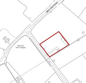 Property for Auction in Beds & Bucks - Land at Tithe Road, Kempston, Bedfordshire, MK43 8TH