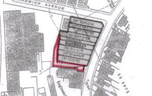 Property for Auction in North Derbyshire - Land at South Street North, New Whittington, Chesterfield, Derbyshire, S43 2BN