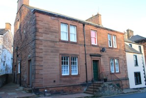 Property for Auction in Cumbria - Flat 1, Wordsley House, Kirkoswald, Penrith, Cumbria, CA10 1DQ