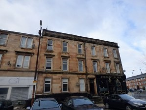Property for Auction in Scotland - Flat 2/2, 4, Admiral Street, Glasgow, G41 1HU