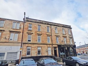 Property for Auction in Scotland - Flat 1/2, 4, Admiral Street, Glasgow, G41 1HU
